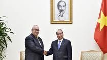 Thương mại Việt Nam - Bỉ còn rất nhiều tiềm năng
