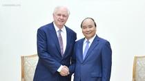 Giáo sư Đại học Harvard ấn tượng với sự phát triển mạnh mẽ của Việt Nam