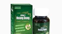 Cảnh báo sản phẩm quảng cáo giảm cân Đông y Hoàng Dung sử dụng giấy tờ giả
