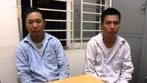 """VIDEO: Cận cảnh công an truy đuổi bắt đối tượng """"ăn hàng"""" trên xe buýt"""