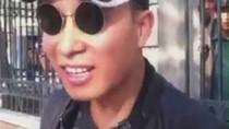 """Clip: Công an Hà Nội đau đầu với """"tiến sĩ chém gió"""" vi phạm giao thông"""