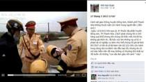 """Video: CSGT Thanh Hóa bị người vi phạm bắt bẻ vì...""""quên luật"""""""