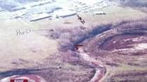 """Kinh hãi phát hiện """"dòng sông máu"""" ở ngay Texas"""