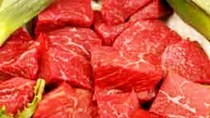 Ăn thịt đỏ có thể làm tăng 20% nguy cơ chết trẻ