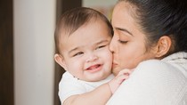 Những điều cần quan tâm khi bé mọc răng sữa