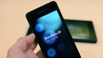 Blackberry 10 sẽ sớm được cấp giấy phép bản quyền