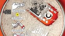 """6 bước cứu chữa điện thoại khỏi """"chết đuối"""""""