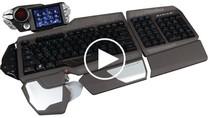 VIDEO: Mad Catz giới thiệu bàn phím chơi game Strike 7 giá 299 USD