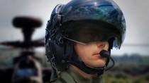 Mũ bảo hiểm giúp nhìn xuyên máy bay