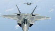 Không quân Mỹ sửa hệ thống cấp oxy trên F-22