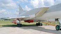 Tu-22M3 sống lại 'bản năng' diệt tàu sân bay