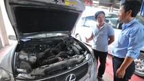 Mua xe Lexus nhập khẩu không được ai bảo hành