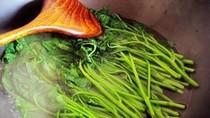 8 sai lầm thường gặp khi ăn rau củ quả