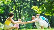 10 thói quen giúp gia đình bạn luôn khỏe mạnh