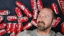 Người đàn ông thử nghiệm uống 10 lon Cocacola/ngày để cảnh báo dư luận