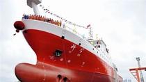 Tàu khảo sát tiên tiến nhất TQ sẽ hoạt động ở biển Đông