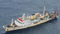 Báo Nhật: TQ không thông báo hoạt động của tàu khảo sát biển