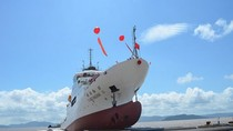 Tàu khảo sát mới Hướng Dương Hồng 10 TQ sẽ hoạt động cả ở Biển Đông