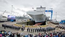 TQ sẽ học Anh, chế tạo tàu sân bay để thực hiện tham vọng Biển Đông