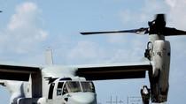 Máy bay Osprey giúp tăng năng lực đổ bộ của Lực lượng Phòng vệ Nhật Bản