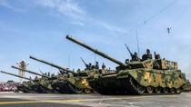 Trung Quốc có vật liệu xe tăng mới, lục quân có lượng xe tăng đứng đầu thế giới