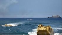 Kịch bản xung đột Biển Đông: Nhật liên thủ với Mỹ-Phi ngăn chặn Trung Quốc