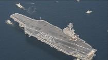 Tàu sân bay mới nhất Mỹ bố trí ở Nhật Bản để chống bành trướng ở Biển Đông