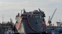 Thổ Nhĩ Kỳ biên chế tàu đổ bộ xe tăng tự chế đầu tiên