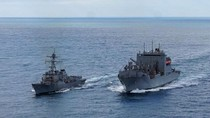 """Đài Loan: Mỹ tuần tra Biển Đông là """"hoạt động bình thường"""""""