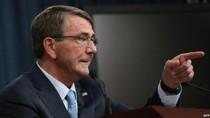 Bộ trưởng Quốc phòng Mỹ: Trung Quốc là mối đe dọa, tiếp tục tuần tra Biển Đông