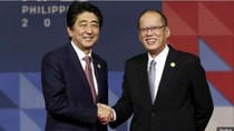 Nhật Bản tăng cường vũ trang cho Philippines trên Biển Đông
