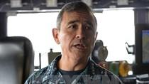 """""""Mỹ sẽ điều 2 tàu chiến tuần tra vùng biển đá Vành Khăn vào tháng 12"""""""