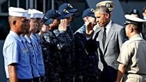 """""""Quân đội Mỹ có phái hiếu chiến, vì Biển Đông không sợ gây chiến tranh thế giới"""""""