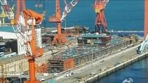 Báo cáo Mỹ: Hải quân Trung Quốc sở hữu trên 290 tàu chiến các loại