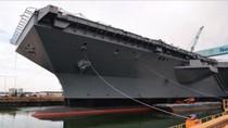 Mỹ muốn điều thêm tàu sân bay tàng hình USS Gerald R. Ford tới Nhật Bản