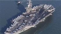 Tham chiến quá nhiều khiến Mỹ thiếu tiền chi cho tàu sân bay?