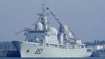 Tàu trinh sát mới nhất Trung Quốc sẽ tăng cường thu thập tình báo đối với Mỹ