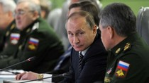 Putin: Kế hoạch hiện đại hóa quân đội Nga sẽ không bị ảnh hưởng bởi kinh tế