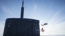 Học giả Trung Quốc bàn cách đối phó tàu ngầm không người lái của Mỹ ở Biển Đông