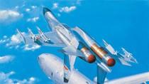 2 máy bay chiến đấu Trung Quốc chặn máy bay trinh sát Mỹ ở Biển Đông