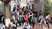"""Kế hoạch đổi giờ học của Hà Nội coi như """"phá sản"""""""