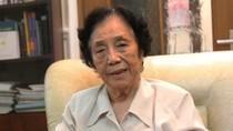 """Nguyên PCT nước Nguyễn Thị Bình: """"Giáo dục Việt Nam đi ngược quy luật"""""""