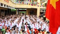 Năm học 2013-2014: Tựu trường sớm nhất vào 1/8
