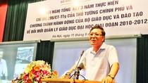 Bộ trưởng Bộ GD&ĐT giải đáp nhiều vấn đề nóng của giáo dục đại học