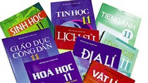 Sao không trở lại với sách giáo khoa cũ?