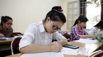 Các hình thức xử lí thí sinh phạm lỗi khi thi quốc gia