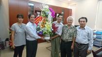 Hiệp hội chúc mừng tân giám đốc Đại học Quốc gia Hà Nội
