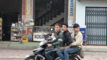 Chùm ảnh: Học sinh xứ Thanh ngang nhiên phạm luật giao thông