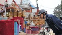 Chùm ảnh: Vào chợ chim độc đáo, lớn nhất Hà Nội