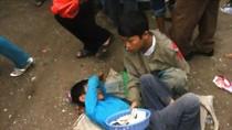 """Xót xa: Hình ảnh những em nhỏ ăn mày bị """"hành xác"""" tại các lễ hội (P8)"""